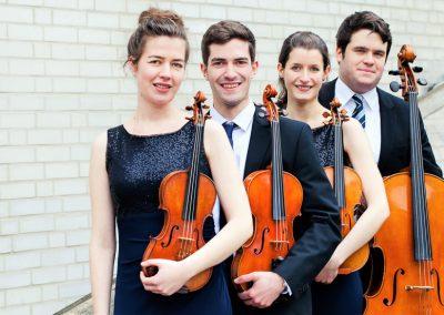 Aris Quartett  |  Foto: Simona Bednarek
