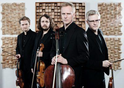 Meccorre Quartett  |  Foto: Arkadius Barbecki