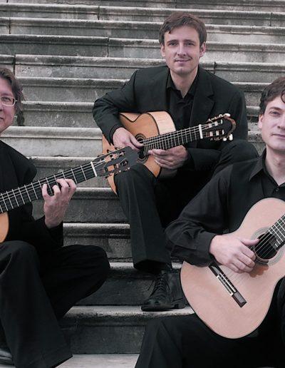 Müchner Gitarrentrio