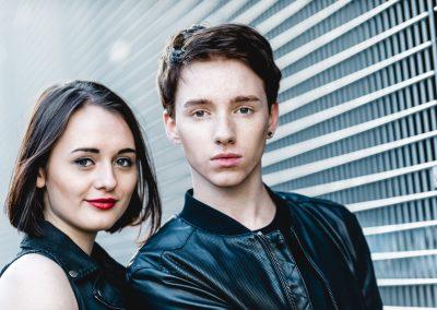Anna Luisa Kramb und Julius Asal, Konzert am 10.3.2019