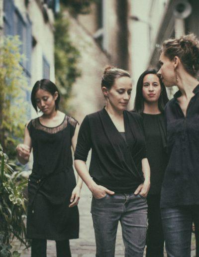 ardeo quartet, Foto: Franziska Strauss
